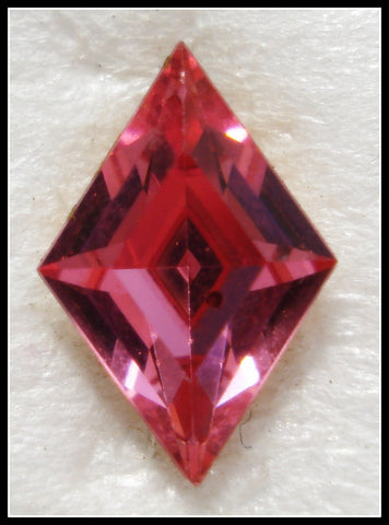 10.5X7MM (4710) ROSE PINK DIAMOND SHAPE