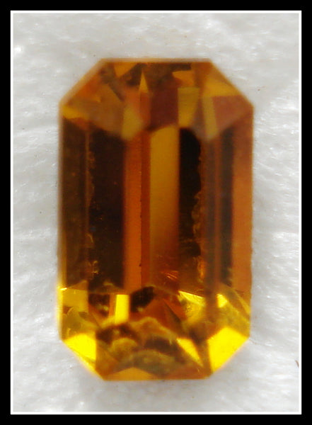5X3MM (4600) TOPAZ COLOR CUSHION OCTAGONS