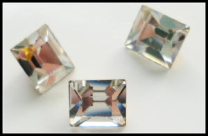 6X5MM (4500) CRYSTAL BAGUETTES