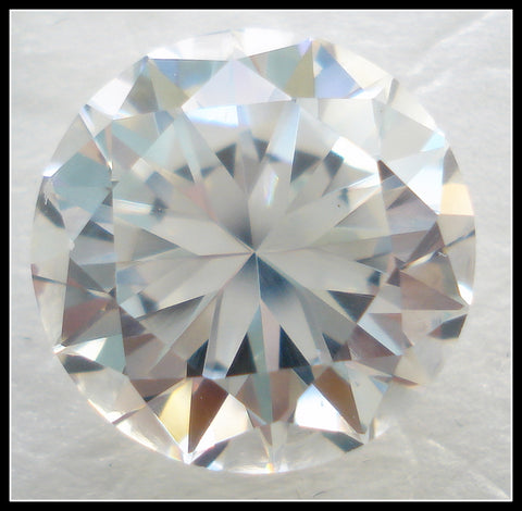 12MM (S19) CRYSTAL CLEAR ROUND CUBIC ZIRCONIA