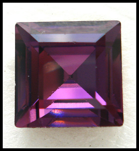 10MM (4410) AMETHYST STEP CUT SQUARES