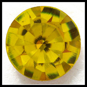 10.9-11.3MM (1100) 48SS CITRINE ROUNDS