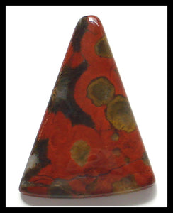 27X20MM MORGAN HILL POPPY JASPER