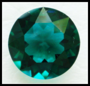 14.2-14.5MM (1200) 60SS UNF. EMERALD DENTELLES