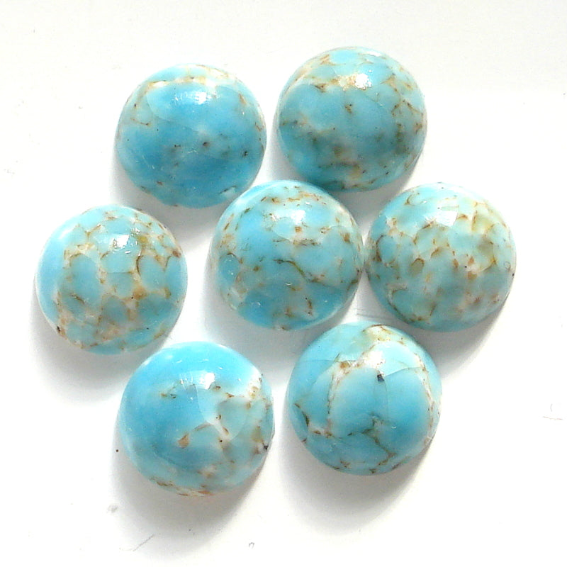 9MM (1684) TURQUOISE MATRIX COLOR CABS