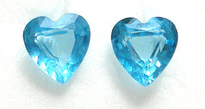 11MM (SS03) SYNTHETIC SPINEL AQUA HEART