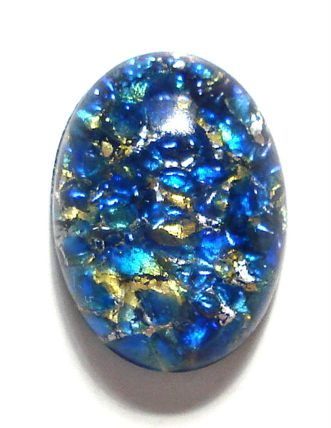 18X13MM (1685) OVAL SEA OPAL CABS