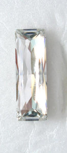 24X8MM (4547) CRYSTAL PRINCESS CUT BAGUETTES