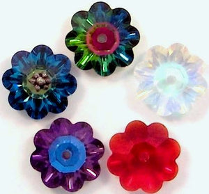 10mm (3700) Glass Fancy Margaritas