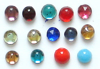 2mm (2194) Round Cabochons