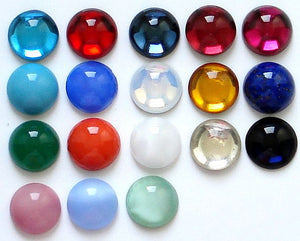 13mm (2194) ROUND CABOCHONS