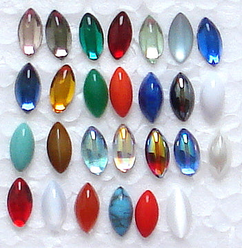 10x5mm (3175) Marquise Cabochons