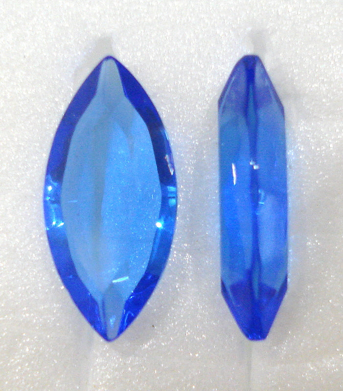 15x7mm (4202/2) Sapphire Chanelle Cut Marquise