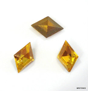 6x4mm (4710) Topaz Diamond Shape