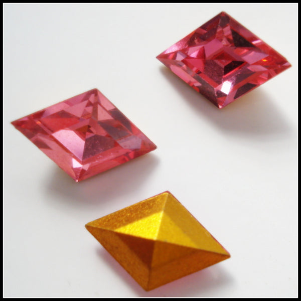 10.5x7mm (4710) Rose Diamond Shape