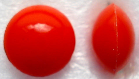 6.5mm (3190) (30ss) Coral Round Lentel