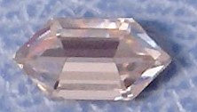 10x5mm (4732) Crystal Baguettes (both ends are pointed)