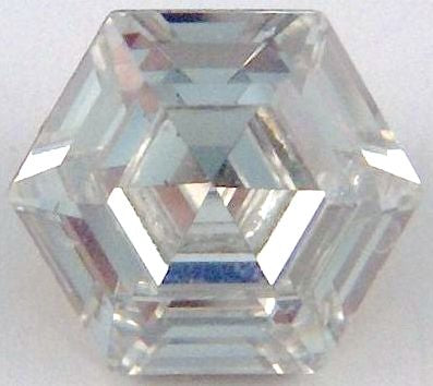 8mm (4730) Crystal Hexagon