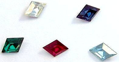 6x4mm (4710) Diamond Shape