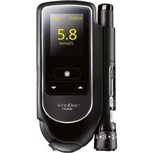 Buy Accu Chek Mobile Blood Glucose Meter Be Healthsmart