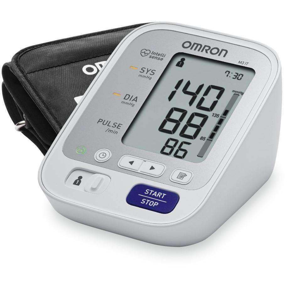 Wellnostics - Omron Blood Pressure Monitor M3 Easy Cuff HEM7131E