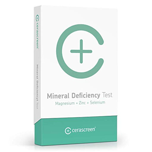 cerascreen® Mineral Deficiency Test