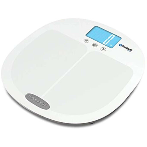 Wellnostics - Salter Curve - Bluetooth Smart Analyser Bathroom Scales