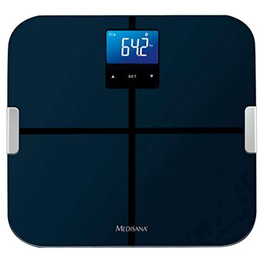 Wellnostics - Medisana Connect Body Analysis Scales with Bluetooth
