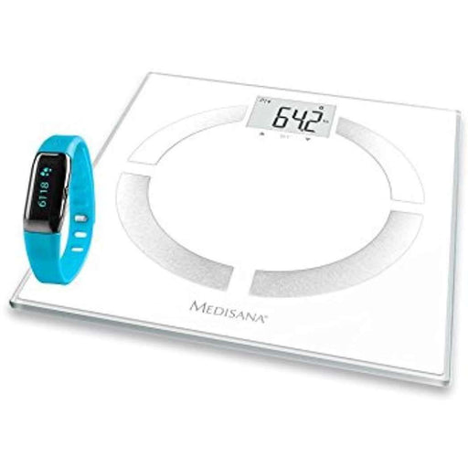 Wellnostics - Medisana Connect Body Analysis Scale and Activity Tracker