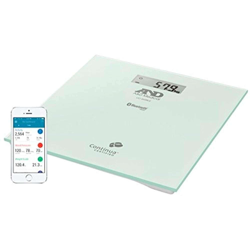 Wellnostics - A&D UC352BLE Bluetooth Connected Digital Scale