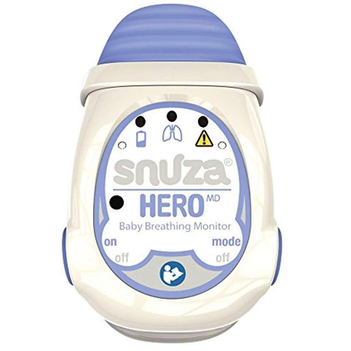 Wellnostics - Snuza HeroMD Portable Baby Breathing Monitor