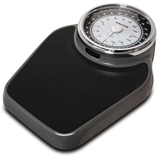 Wellnostics - Salter Academy Doctor Style Mechanical Bathroom Scales Black