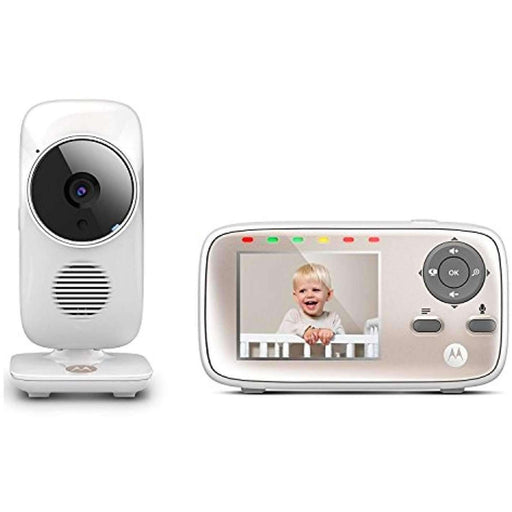 Wellnostics - Motorola MBP667 Connect Smart Video Baby Monitor