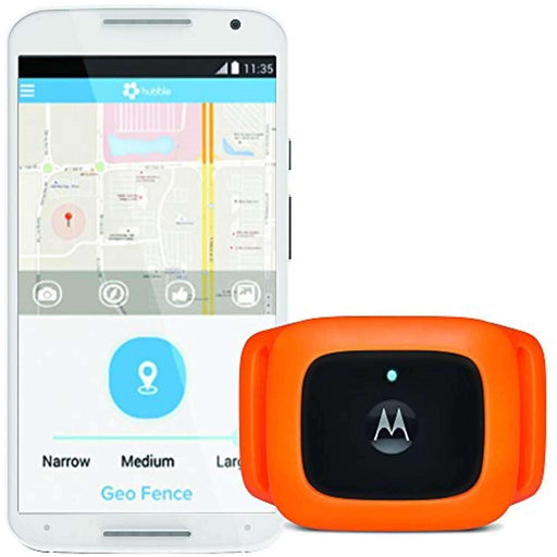 Wellnostics - Motorola Scout Traks GPS/GPRS Activity Monitor For Pets