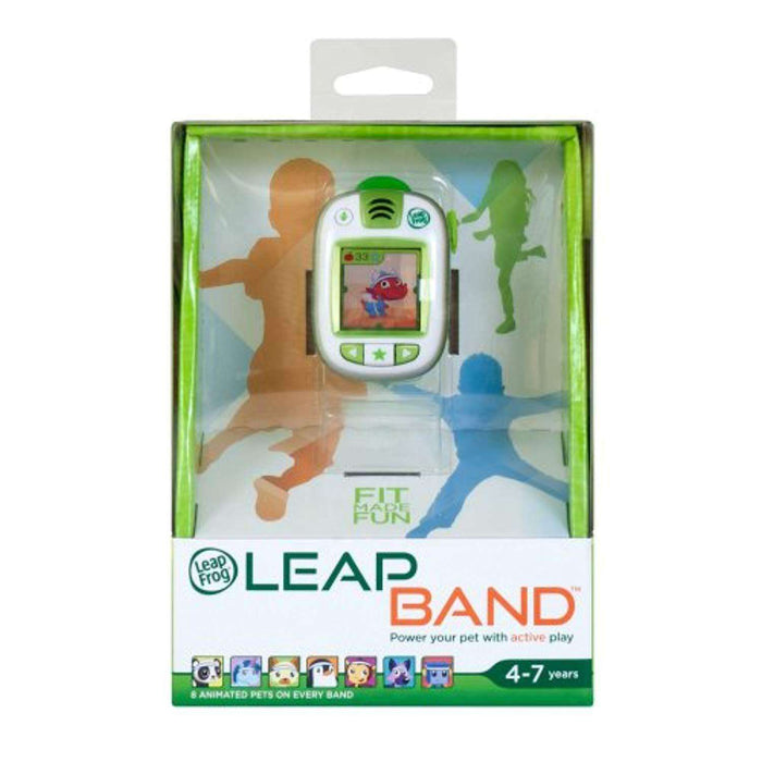 LeapFrog LeapBand Activity Tracker (Green)