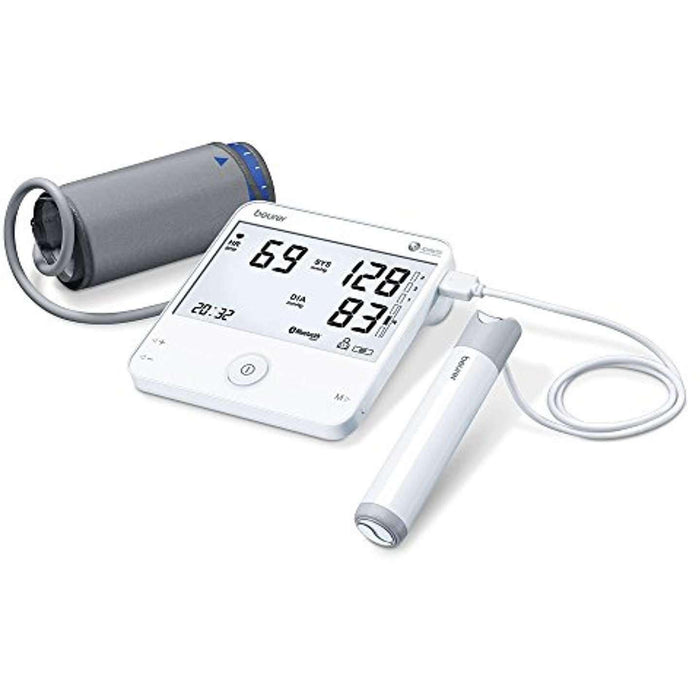 Wellnostics - Beurer BM95 Upper Arm Blood Pressure Monitor with ECG Function