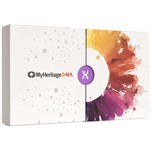 Wellnostics - MyHeritage DNA Test Kit - Ancestry & Ethnicity Genetic Test
