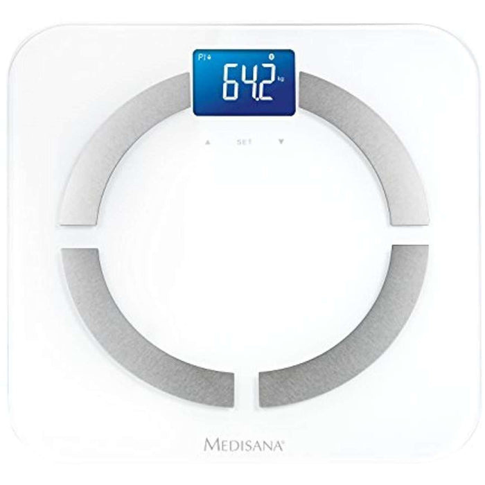 Wellnostics - Medisana BS430 Connect Body Analysis Scale with Bluetooth