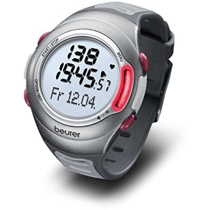 Beurer PM70 Heart Rate Monitor - Grey