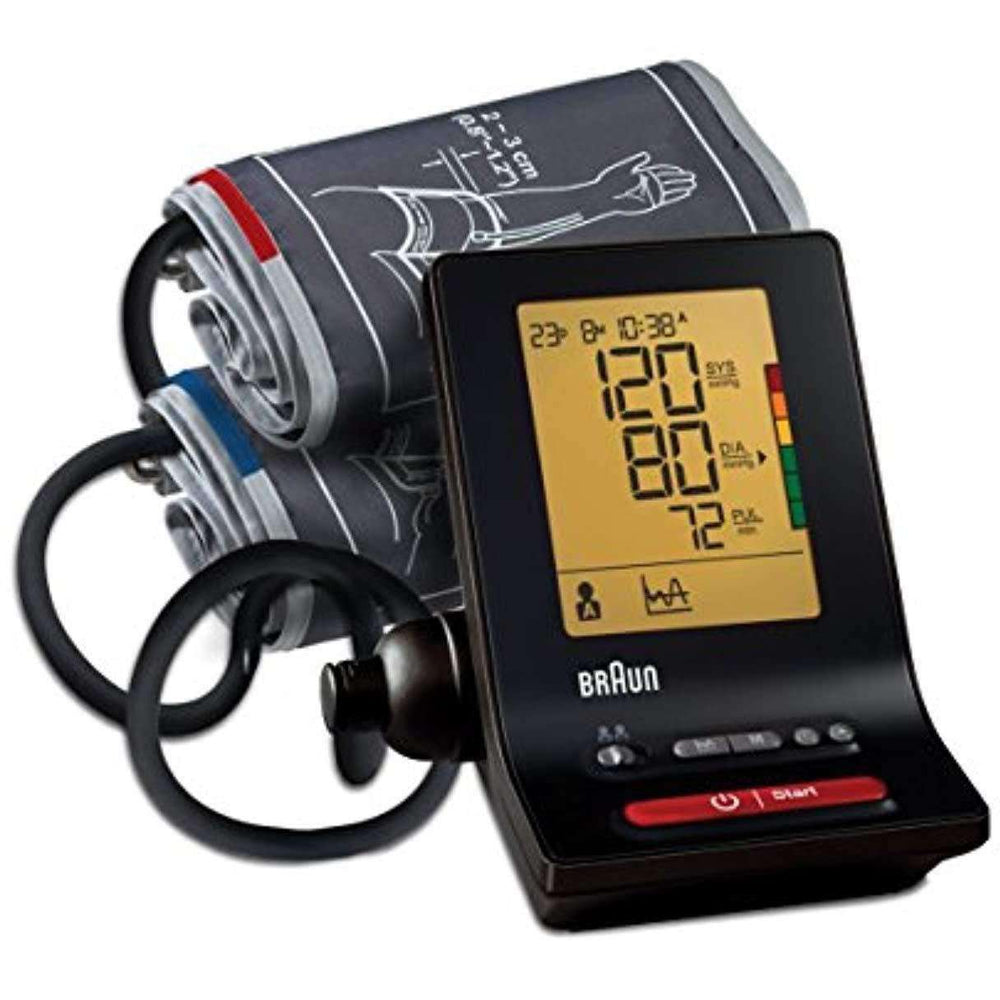 Wellnostics - Braun Exact Fit 5 Upper Arm Blood Pressure Monitor