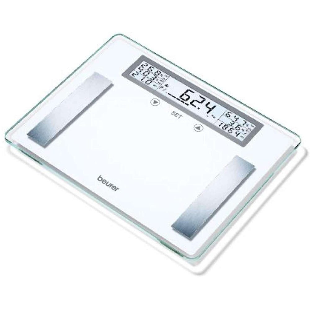 Wellnostics - Beurer BG51 Extra Wide High Capacity Diagnostic Scales
