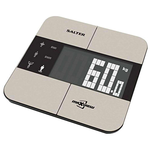 Wellnostics - Salter Max View Body Analyser Digital Bathroom Scales