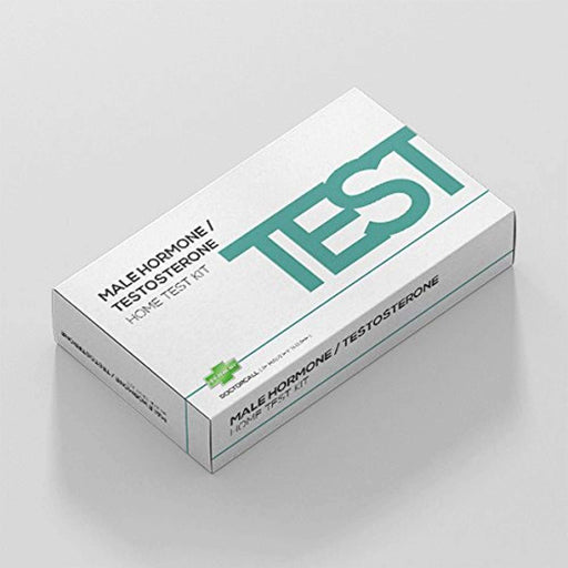 Wellnostics - Male Hormone / Testosterone Home Testing Kit - UK Accredited Lab Test