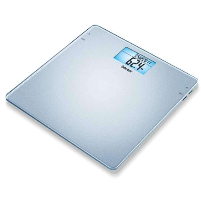 Wellnostics - Beurer GS42 Bathroom Scales with BMI Traffic Lights