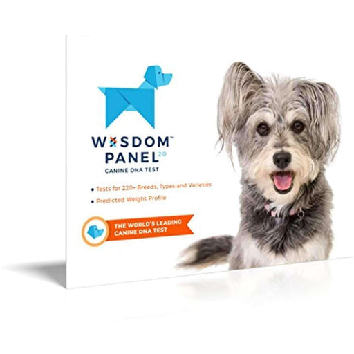 Wellnostics - Wisdom Panel 2.0 Dog DNA test Breed Finder