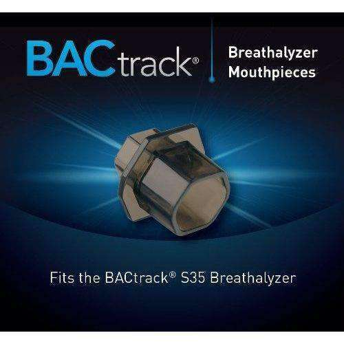 Wellnostics - BACtrack S35 Mouthpiece Pack of 10
