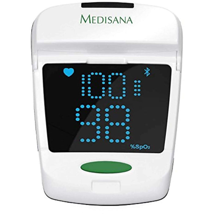 Wellnostics - Medisana PM150 Connect Bluetooth Pulse Oximeter