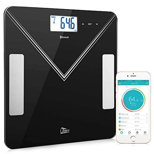 Uten Bluetooth Body Fat Scales
