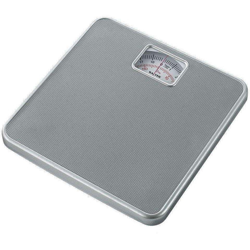 Wellnostics - Salter Mechanical Bathroom Scale - Silver