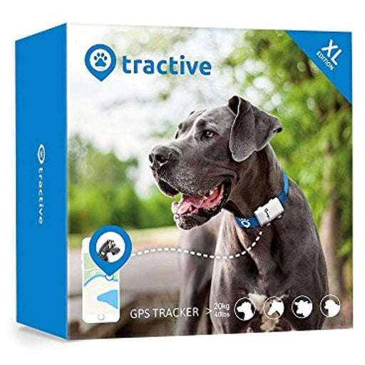 Wellnostics - Tractive GPS Tracker for Dogs XL Edition